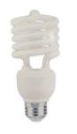 23W CFL light bulb