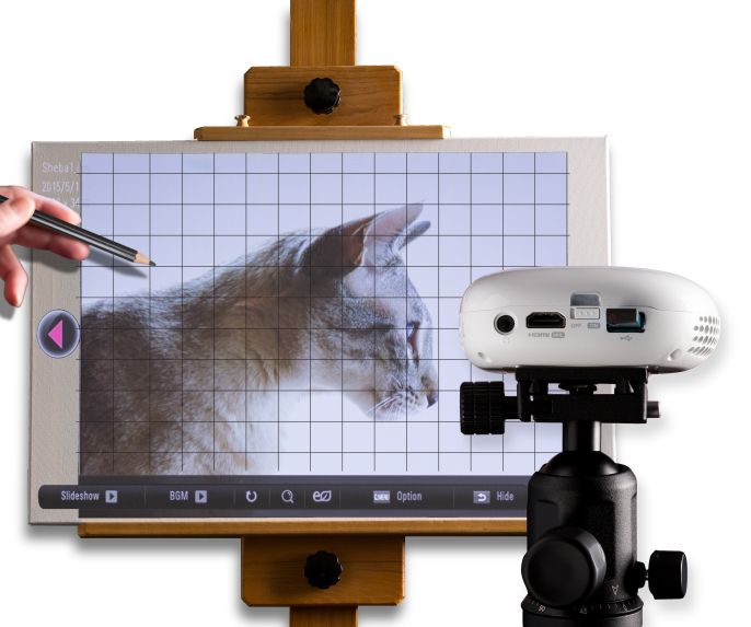 Choosing Your Digital Art Projector Artograph