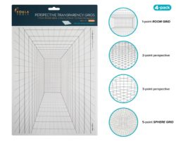 Koala Tool Perspective Grids Transparencies