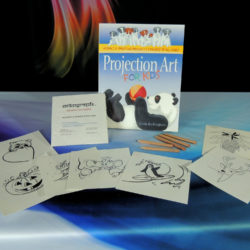 Projection art kit for Kids - Gift Bag