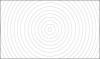 6 - Medium Concentric Circle Grid