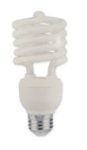23W CFL light bulb