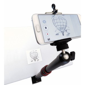 3-TableStand_with-cell-phone-as-camera