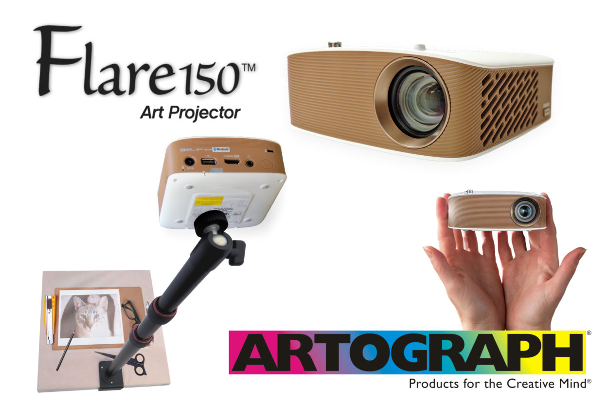 Artograph Flare150 Digital Art Projector