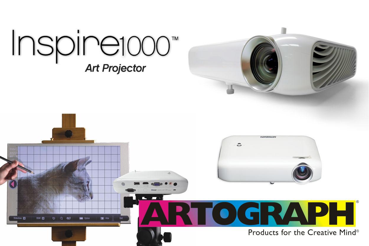 Artograph Inspire1000 Art Projector