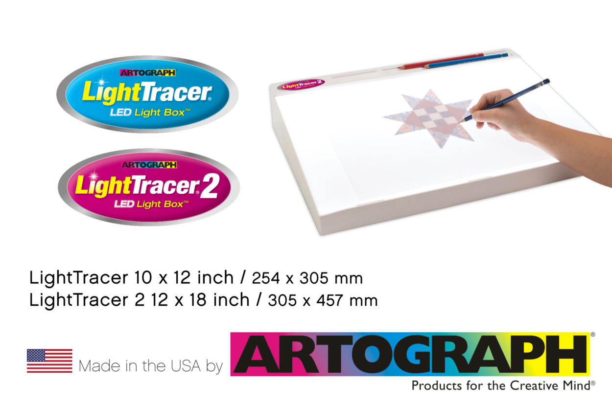 Artograph LightTracer light box - Made in the USA