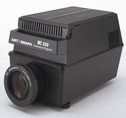 MC 250 Projector from Artograph