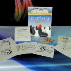 Projection art kit for Kids - Gift Bag