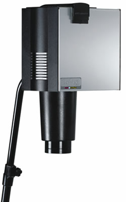The Designmaster Art Projector from Artograph, set up on a stand to project onto a table or floor.